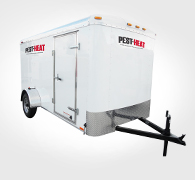 Heater/Trailer Generator Package